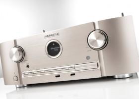 Marantz NR1506, NR1606 y SR5010 receptores audiovisuales
