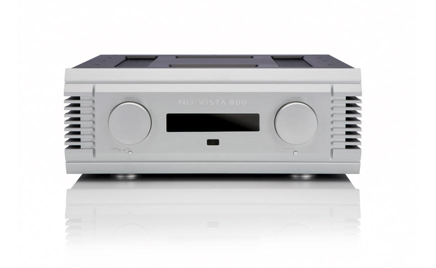 Tu Alta Fidelidad Nu-Vista 800 amplificador integrado