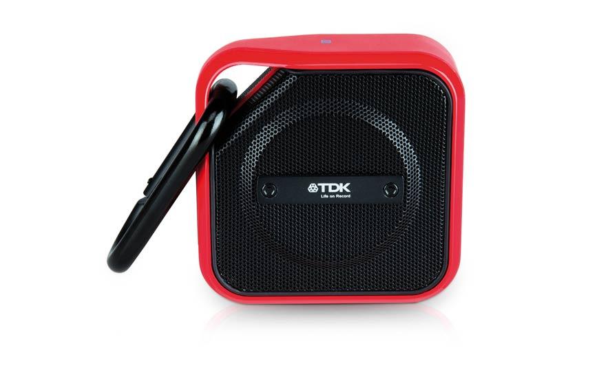 Tu Alta Fidelidad TDK Trek Micro altavoz portátil