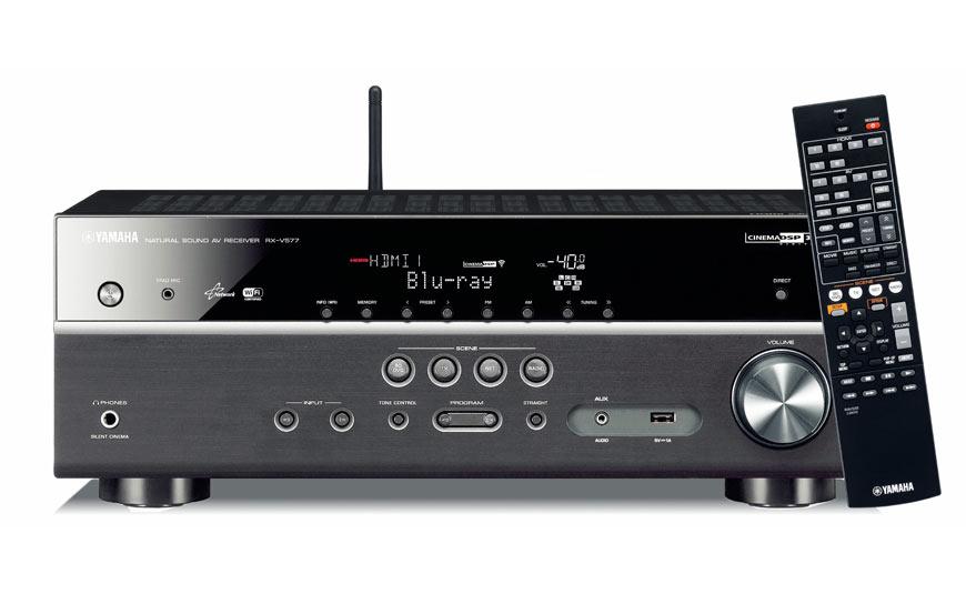 Tu Alta Fidelidad Yamaha RX-V577 receptor AV