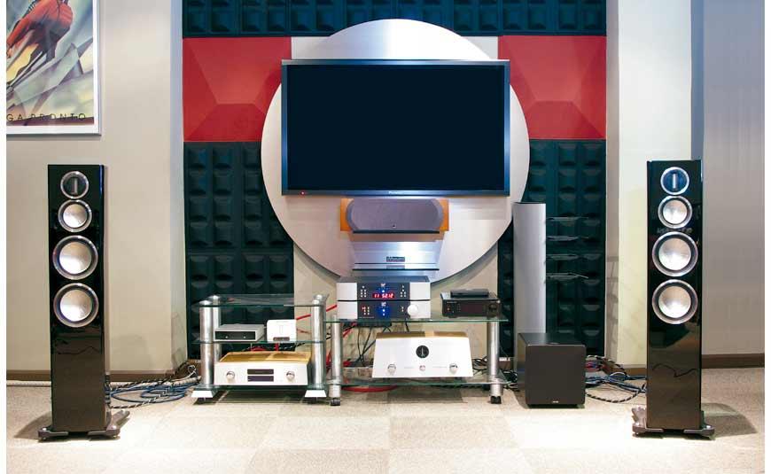 Tu Alta Fidelidad deCine Audición equipo Hi-Fi