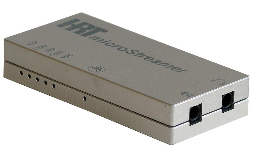 Tu Alta Fidelidad HRT MicroStreamer Dac