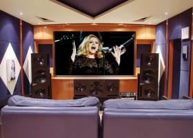Audición Cine en casa