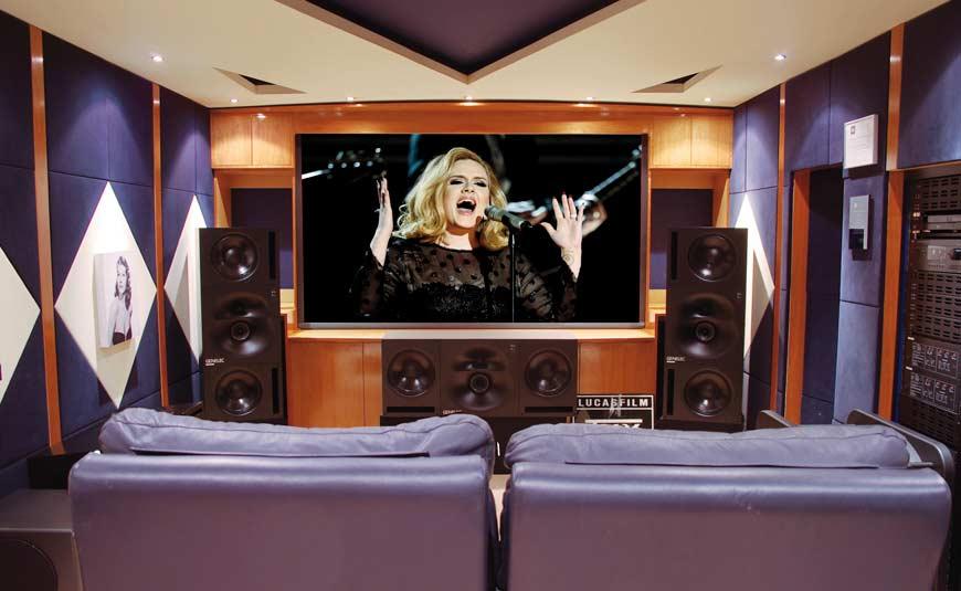 Tu Alta Fidelidad Audición Cine en casa en Global TV
