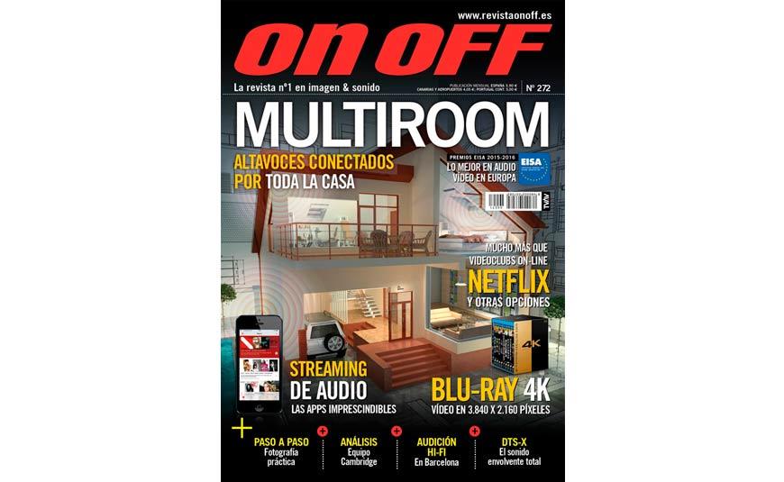 Tu Alta Fidelidad Revista ON OFF nº 272