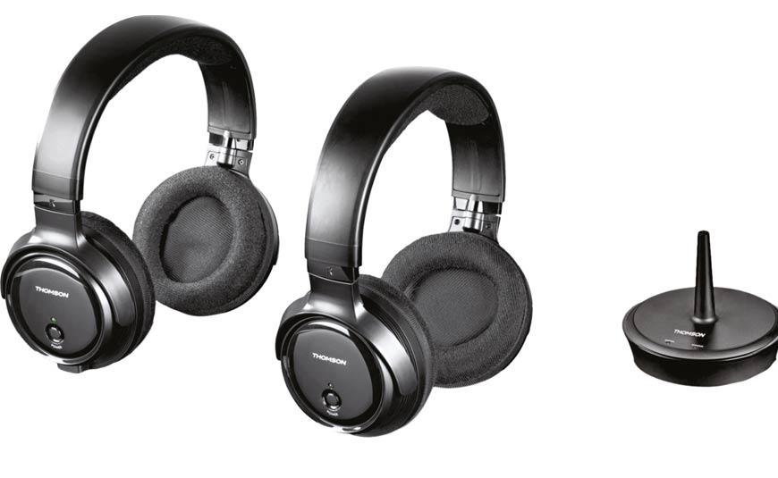 Thomsom WHP3311W auriculares inalámbricos