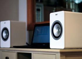 KEF X300A monitores activos