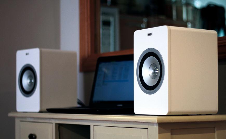 Tu Alta Fidelidad KEF X300A monitores
