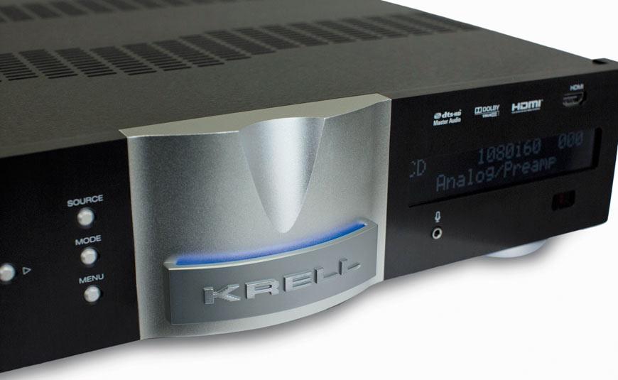 Tu Alta Fidelidad Krell Foundation procesador multicanal