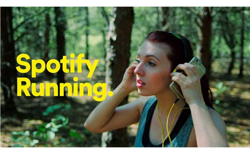 Tu Alta Fidelidad Spotify Running llega a Android