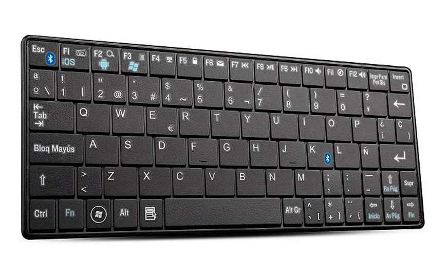 Tu Alta Fidelidad teclado energy