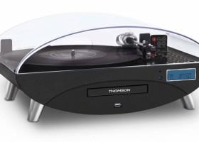 Giradiscos Thomson TT401CD