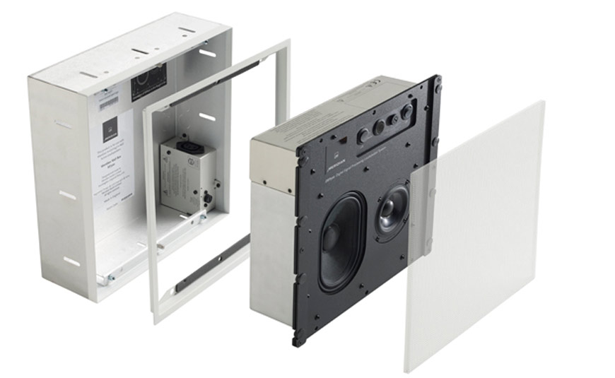 Meridian DSP320 altavoces para instalación