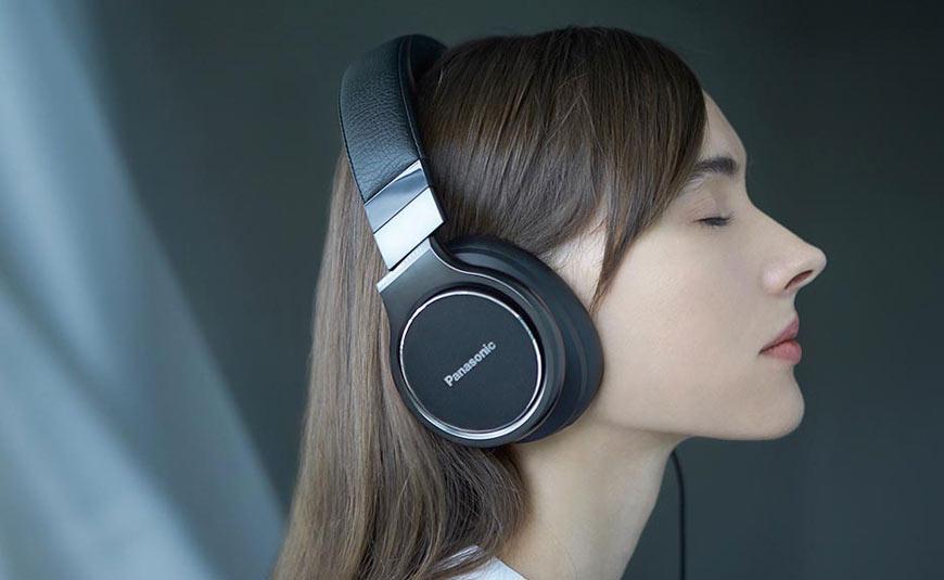 Panasonic HD5 auriculares de alta resolución
