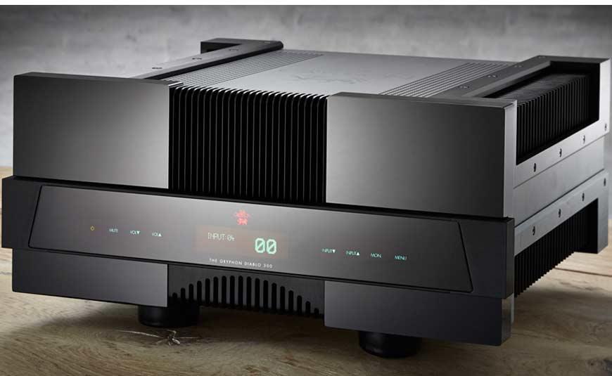 Gryphon Diablo 300 amplificador integrado de alta gama
