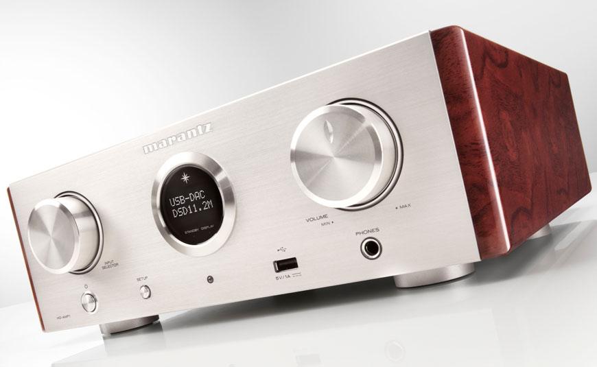 Marantz HD-AMP1 amplificador compacto de grado audiófilo