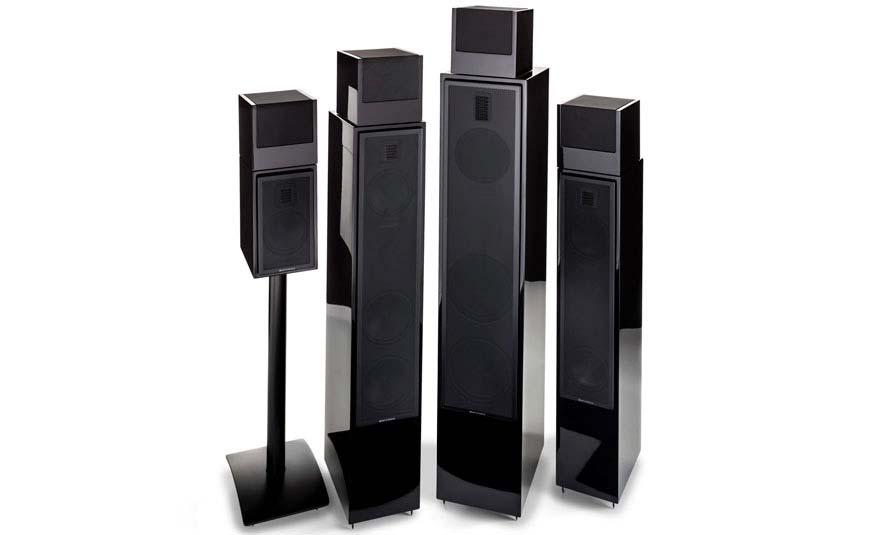 MartinLogan Motion AFX cajas acústicas