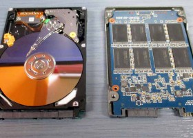 Las unidades SSD (Solid-state drive)