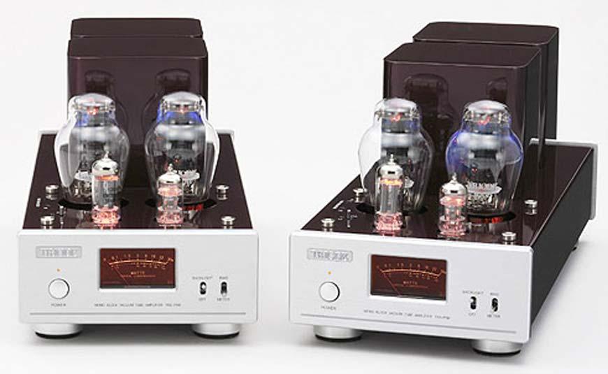 Triode TRX-P3M amplificador de potencia con válvulas