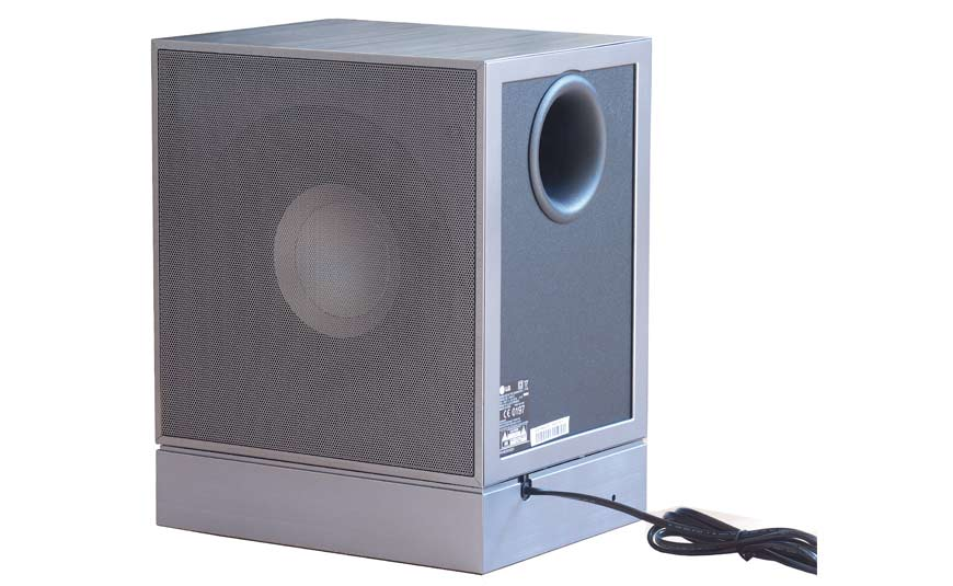 Tu Alta Fidelidad barra de sonido LG NB4540