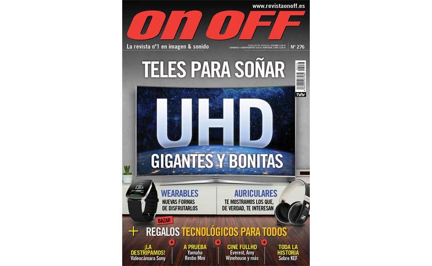 Tu Alta Fidelidad Revista ON OFF 276