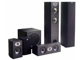 Polk Audio TSX30S cine en casa