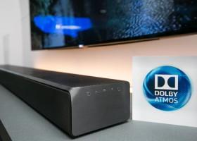 Samsung HW-K950 barra de sonido con tecnología Dolby Atmos
