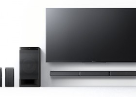 Sony HT-NT5 barra de sonido de alta resolución para Home Cinema