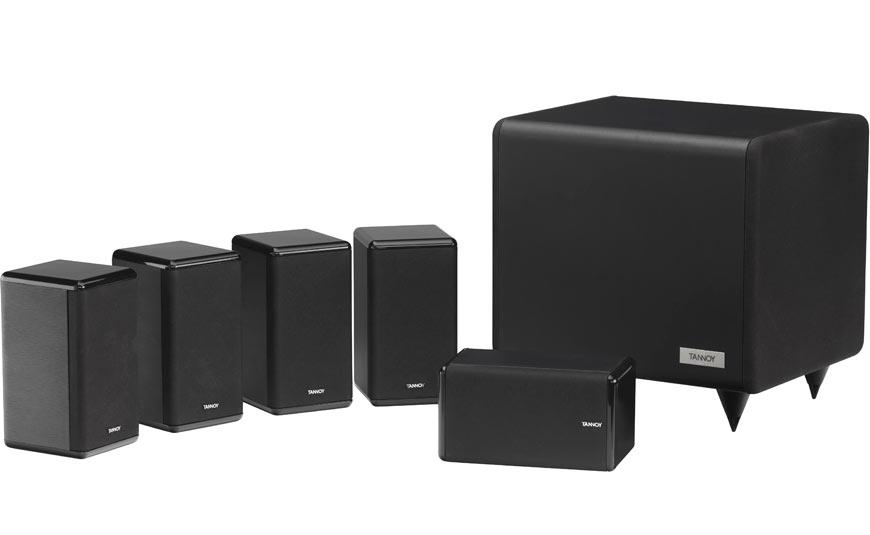 Tannoy HTS101 XP cajas acústicas para cine en casa 5.1