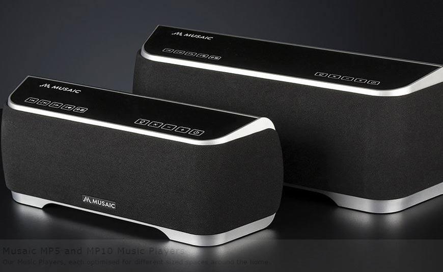 Musaic Smart HiFi equipos de sonido