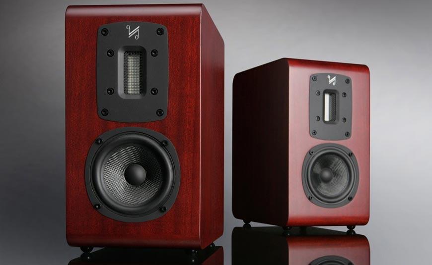 Quad S Series cajas acústicas - Tu Alta Fidelidad