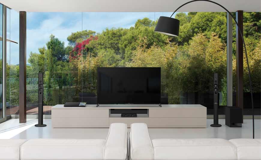Tu Alta Fidelidad Sony BDV-N9200W cine en casa