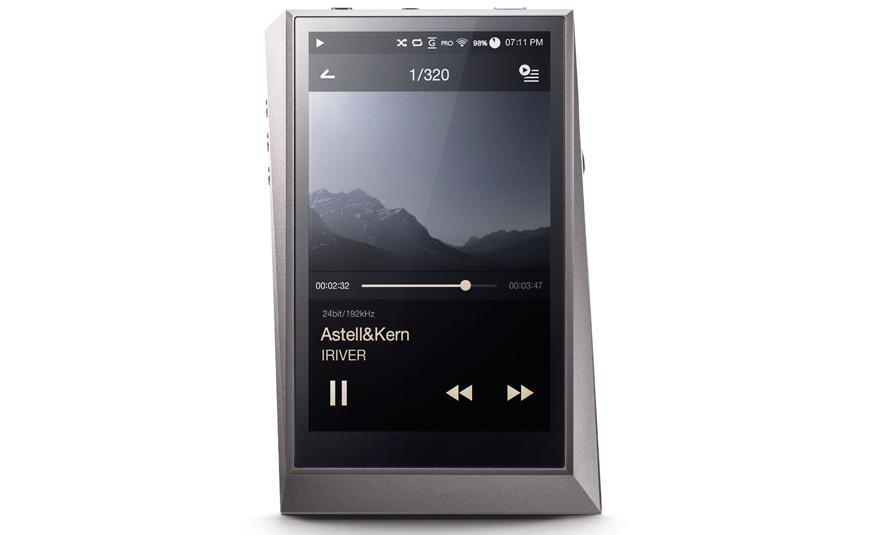 Astell&Kern AK320 reproductor de audio portátil