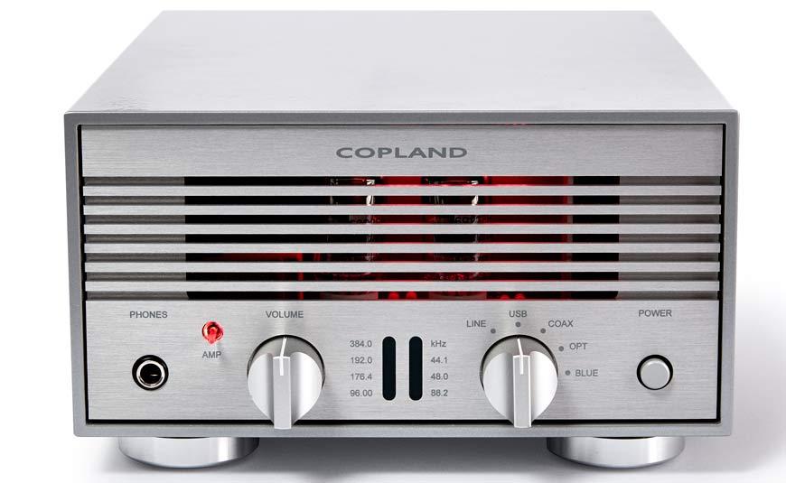 Copland DAC215 procesador digital de audio