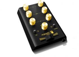 POKKETMIXER Mini mezclador móvil para DJ