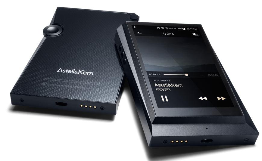Astell & Kern AK300 reproductor de audio portátil