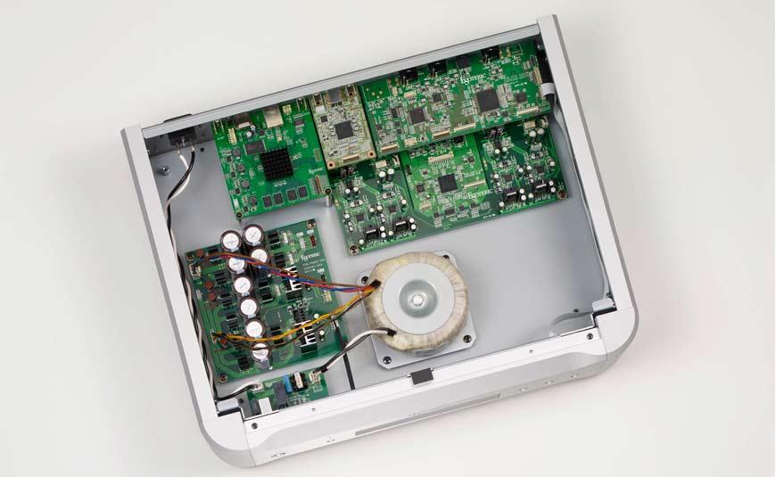 Esoteric N-05 streamer