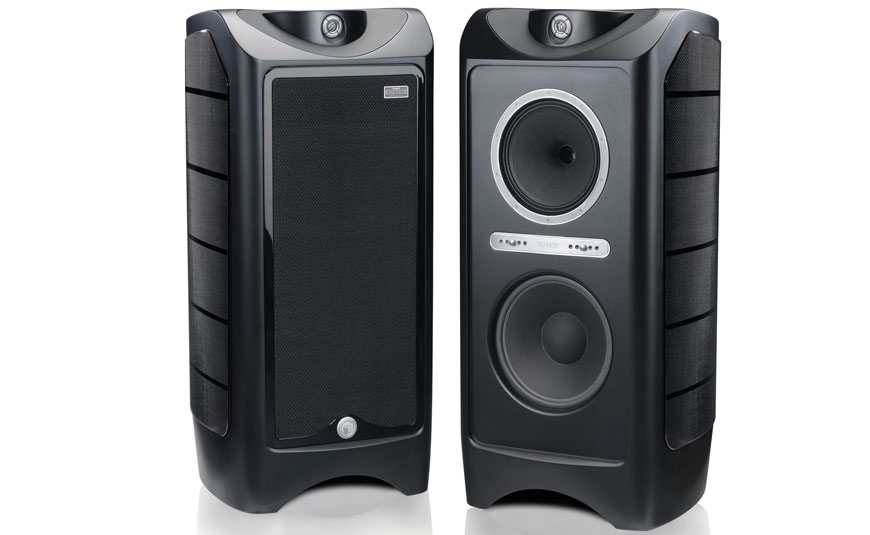Tannoy Kingdom Royal MkII caja acústica