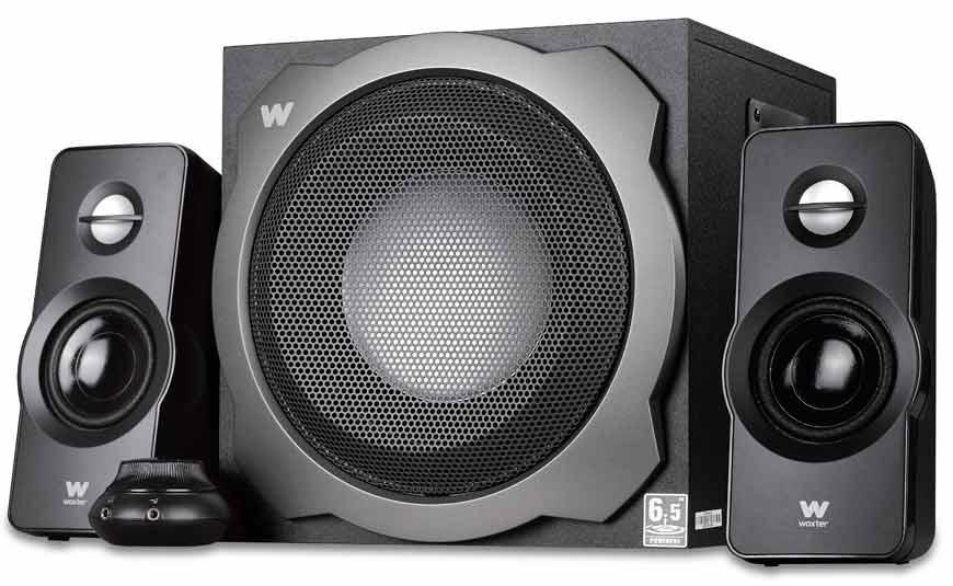 Woxter Big Bass 260 S altavoces 2.1