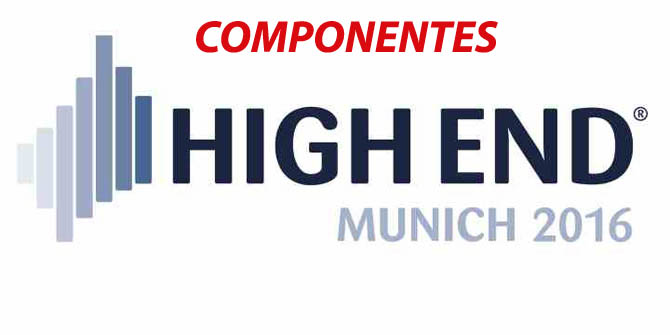 Logo feria High End para componentes