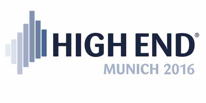 Feria High End Munich 2016