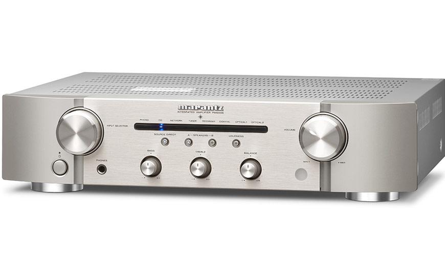 Marantz PM6006 amplificador integrado
