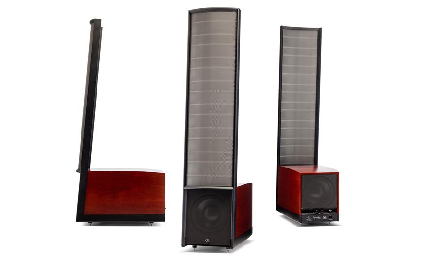 Martin Logan Expression ESL 13a cajas acústicas