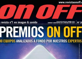 Revista ON OFF 285. Premios 2017