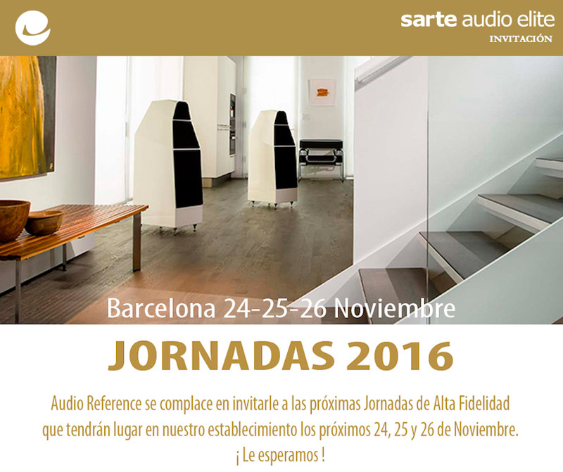 Jornadas de High End en Audio Reference