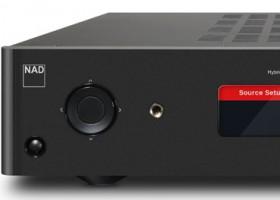 NAD & BluOS, Amplificador Híbrido digital con DAC