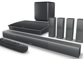 Bose Lifestyle 650 cine en casa