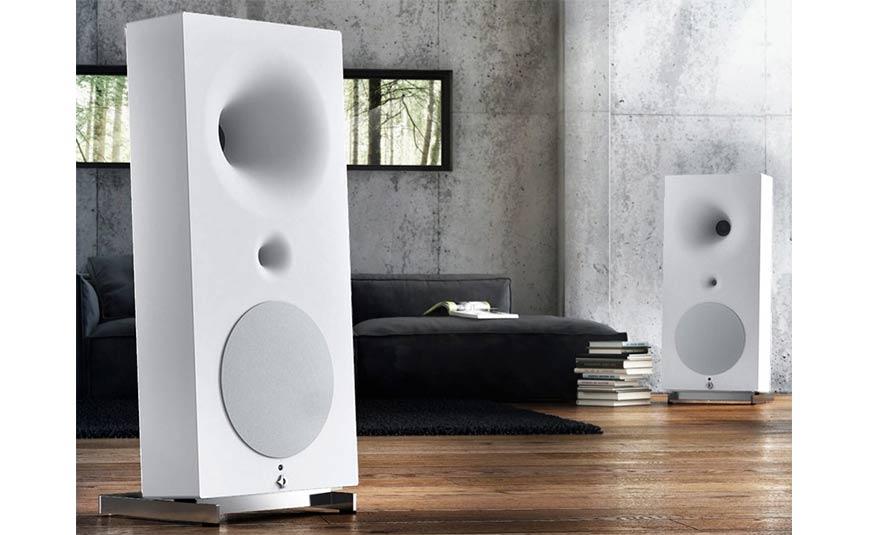Cajas acústicas ZERO semiactivas de Avantgarde