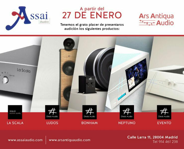 Audición Assai Audio