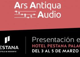 Ars Antiqua Audio en Lisboa 2017